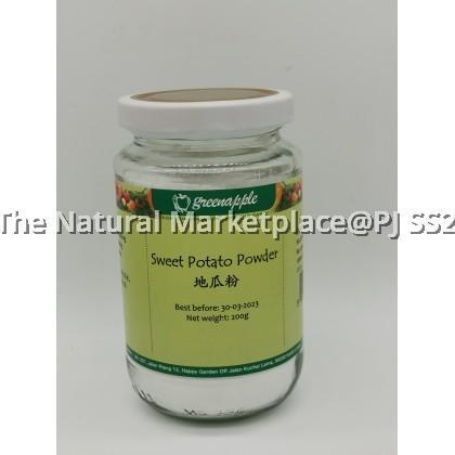 Greenapple Sweet Potato Powder 200g