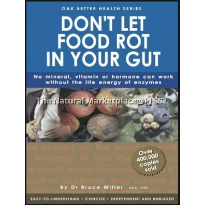 OP Don't Let Food Rot In Your Gut