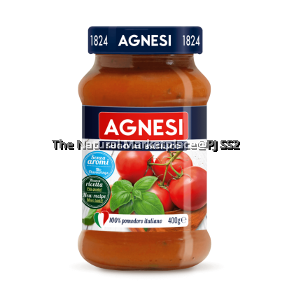 Agnesi Basilico (400g)