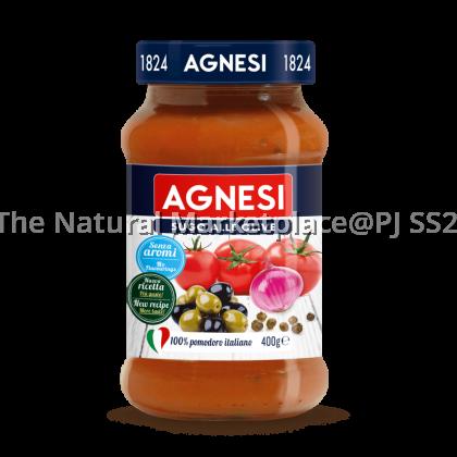 Agnesi Sugo Alle Olive 400g