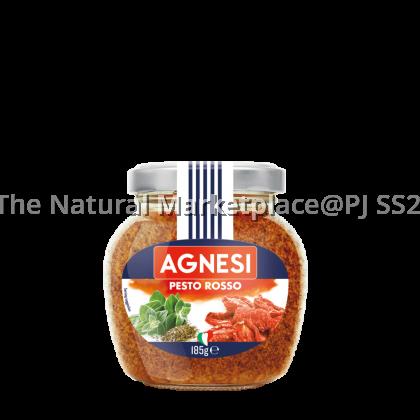 Agnesi Pesto Rosso 185g