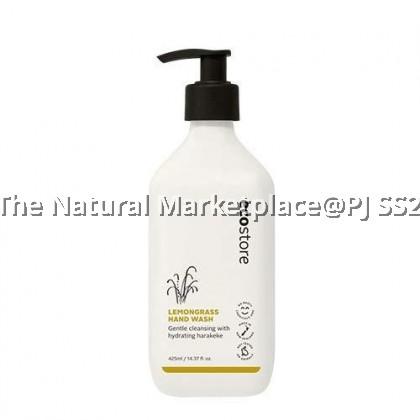 Ecostore Handwash Pump - Lemongrass 425ml